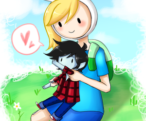 adventure time, cute, and fionna image