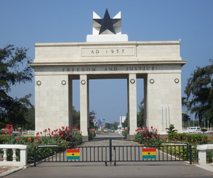 africa, independence, and ghana image
