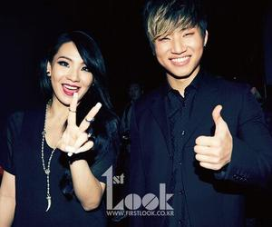 2ne1, CL, and daesung image