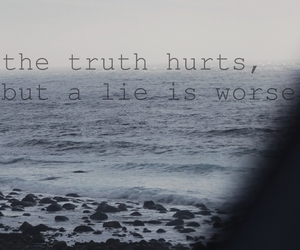 truth, lies, and hurt image