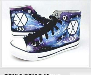 awesome, exo, and heart image