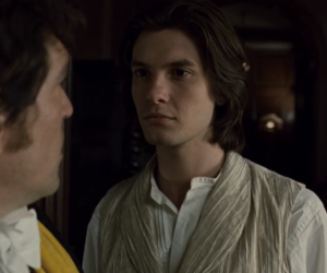 ben barnes, dorian gray, and handsome image