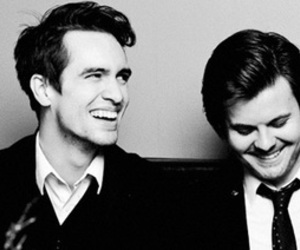 brendon urie, patd, and spencer smith image