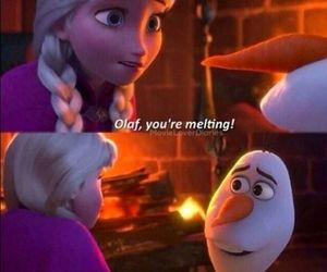 frozen, cute, and love image