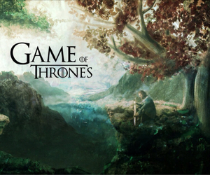 game of thrones, stark, and ned stark image
