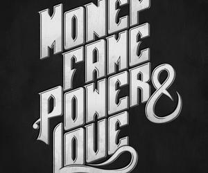 design, love, and money image