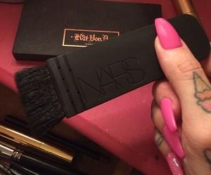 nars, makeup, and nails image