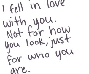 love, cute, and quotes image