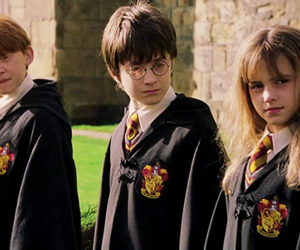 harry potter, hermione granger, and emma watson image
