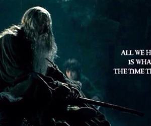 brilliant, gandalf, and fellowship of the ring image