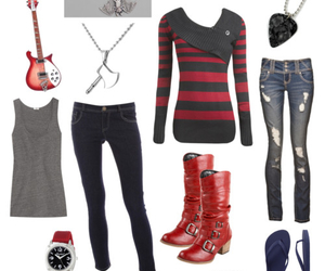 outfit, marceline, and adventure time image