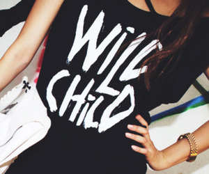 fashion, wild, and wild child image