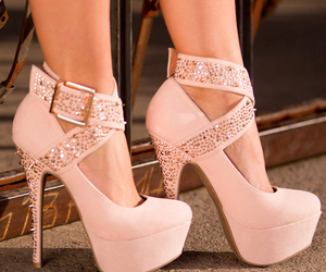 beautiful, zapatos, and plataforma image