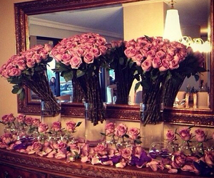 bouquets, loved, and pink roses image