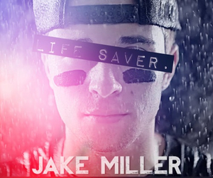 life saver, jake miller, and us against them image