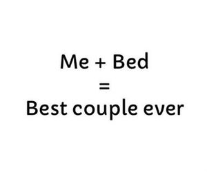 love, bed, and Best image