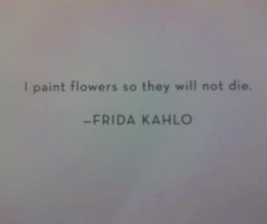 flowers, paint, and not die image