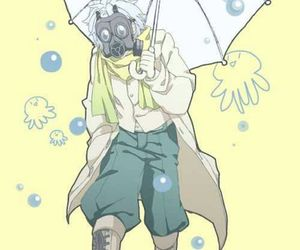 clear, jellyfish, and dramatical murder image