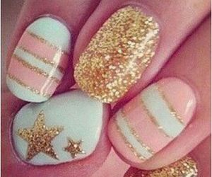 lovely, magic, and nails image