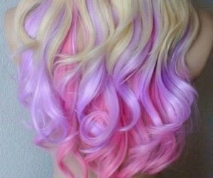 blonde, girly, and pink image