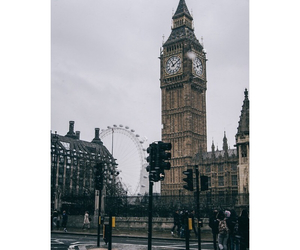 london and love image