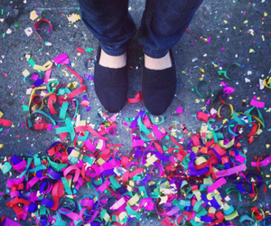 colors and new year image