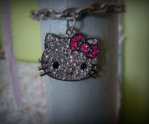 girly, hello, and jewelry image