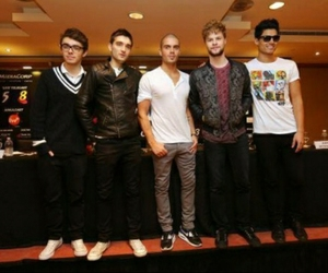 the wanted, singapur, and my loves image
