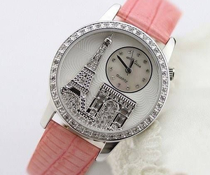 paris, watch, and clock image