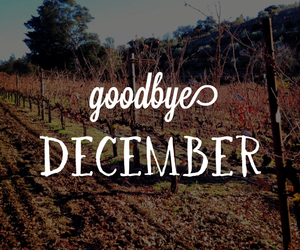 december, goodbye, and 2013 image