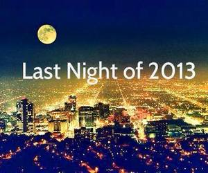 2013, new year, and night image