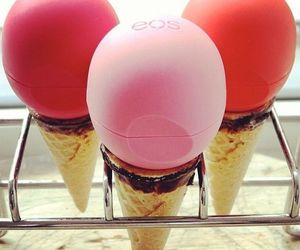 eos, ice cream, and pink image