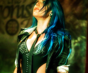 music, singer, and the agonist image