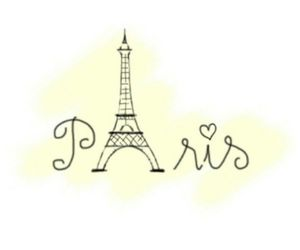 overlay, quote, and paris image