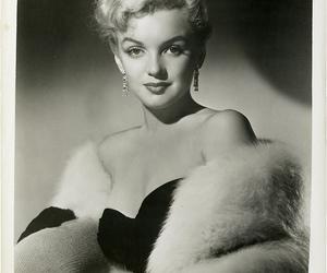 grace, Marilyn Monroe, and vintage image