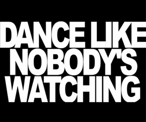 dance, inspiration, and quote image