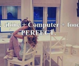 food, computer, and perfect image