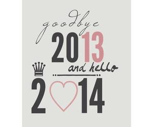 2014, 2013, and hello image