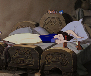 disney, snow white, and sweet dreams image
