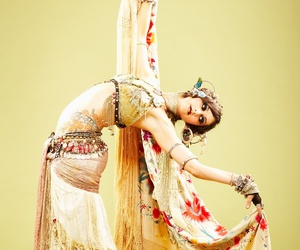 belly dance, rachel brice, and india image