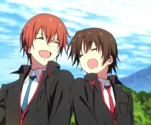 riki, little busters, and refrain episode 13 image