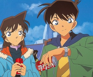 anime and detective conan image