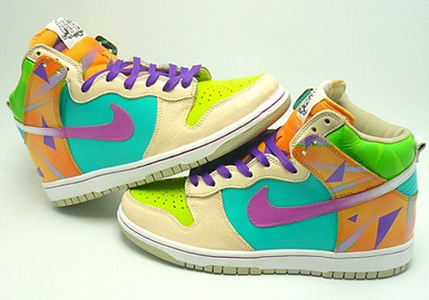 colorfull and nike image