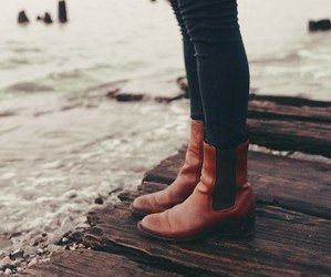boots, indie, and shoes image