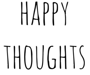 happy, quotes, and thoughts image