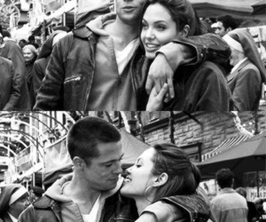 Angelina Jolie, Brangelina, and love image