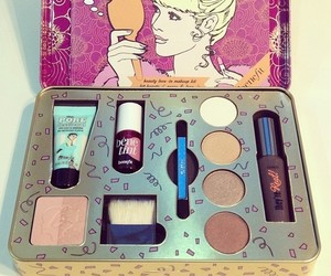 benefit, love, and cosmetics image