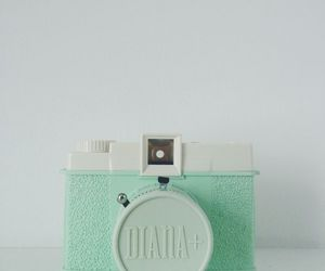 diana, green, and pastel image