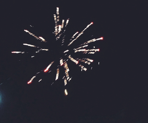 colorful, edit, and fireworks image