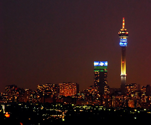 africa, city, and johannesburg image